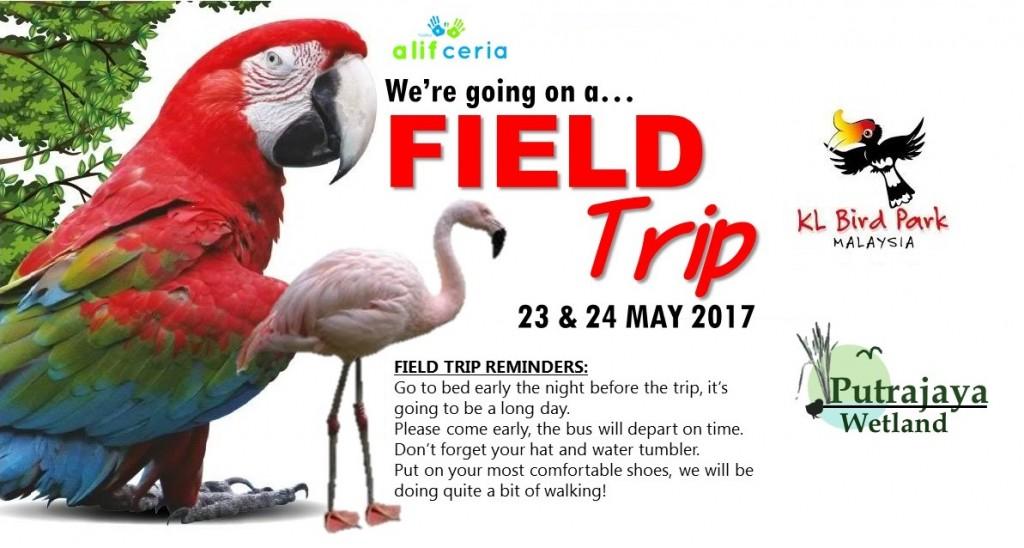 School Trip May 2017